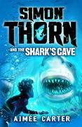 Cover-Bild zu Simon Thorn and the Shark's Cave (eBook) von Carter, Aimée