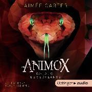 Cover-Bild zu Animox 2. Das Auge der Schlange (Audio Download) von Carter, Aimée M.