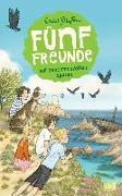 Cover-Bild zu Fünf Freunde auf geheimnisvollen Spuren von Blyton, Enid