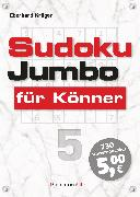 Cover-Bild zu Krüger, Eberhard: Sudokujumbo für Könner 5