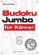Cover-Bild zu Krüger, Eberhard: Sudokujumbo für Könner 6