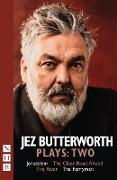 Cover-Bild zu Jez Butterworth Plays: Two (NHB Modern Plays) (eBook) von Butterworth, Jez