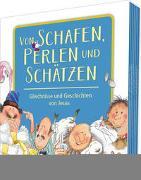 Cover-Bild zu Von Schafen, Perlen und Schätzen (6 Bücher im Schuber) von Inkpen, Mick