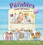 Cover-Bild zu Favorite Parables from the Bible von Butterworth, Nick
