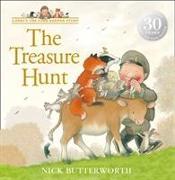 Cover-Bild zu The Treasure Hunt von Butterworth, Nick