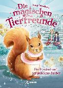 Cover-Bild zu Die magischen Tierfreunde 5 - Pia Puschel und der geheime Zauber (eBook) von Meadows, Daisy