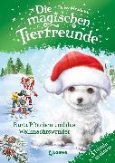 Cover-Bild zu Die magischen Tierfreunde - Paula Pfötchen und das Weihnachtswunder (eBook) von Meadows, Daisy