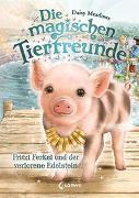 Cover-Bild zu Die magischen Tierfreunde 14 - Fritzi Ferkel und der verlorene Edelstein von Meadows, Daisy