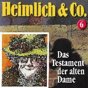 Cover-Bild zu Herwald, Hans-Joachim: Heimlich & Co., Folge 6: Das Testament der alten Dame (Audio Download)