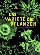 Cover-Bild zu Das Varieté der Pflanzen von Mabey, Richard