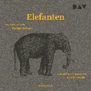 Cover-Bild zu Elefanten. Ein Portrait (Audio Download) von Schaper, Rüdiger
