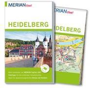 Cover-Bild zu MERIAN live! Reiseführer Heidelberg von Tschacher, Rüdiger