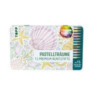 Cover-Bild zu Colorful Moments Designdose mit Buntstiften - Pastellträume von frechverlag