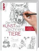 Cover-Bild zu Die Kunst des Zeichnens - Tiere von frechverlag