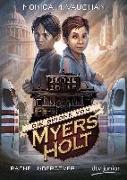 Cover-Bild zu Vaughan, Monica M.: Die Spione von Myers Holt - Rache Undercover