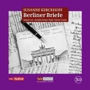 Cover-Bild zu Berliner Briefe von Kerckhoff, Susanne