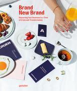 Cover-Bild zu Brand New Brand von gestalten (Hrsg.)