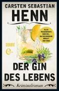 Cover-Bild zu Der Gin des Lebens - Das kulinarische Booklet zum Krimi (eBook) von Henn, Carsten Sebastian