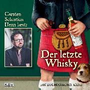 Cover-Bild zu Der letzte Whisky (Audio Download) von Henn, Carsten Sebastian