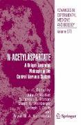 Cover-Bild zu N-Acetylaspartate von Moffett, John R. (Hrsg.)