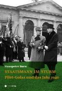 Cover-Bild zu Staatsmann im Sturm von Born, Hanspeter