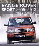 Cover-Bild zu Range Rover Sport 2005-2013 (eBook) von Taylor, James