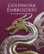 Cover-Bild zu Goldwork Embroidery (eBook) von Pye, Lizzy