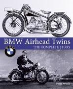 Cover-Bild zu BMW Airhead Twins (eBook) von West, Phil