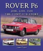 Cover-Bild zu Rover P6: 2000, 2200, 3500 (eBook) von Taylor, James