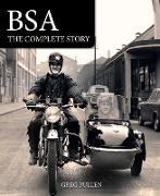 Cover-Bild zu BSA (eBook) von Pullen, Greg