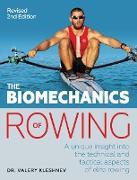 Cover-Bild zu Biomechanics of Rowing (eBook) von Kleshnev, Valery