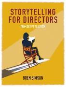 Cover-Bild zu Storytelling for Directors (eBook) von Simson, Bren