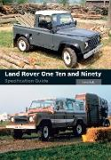 Cover-Bild zu Land Rover One Ten and Ninety Specification Guide (eBook) von Taylor, James