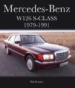 Cover-Bild zu Mercedes-Benz W126 S-Class 1979-1991 (eBook) von Greene, Nik