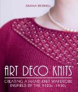 Cover-Bild zu Art Deco Knits (eBook) von Bicknell, Jemima