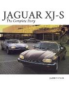 Cover-Bild zu Jaguar XJ-S (eBook) von Taylor, James