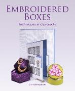 Cover-Bild zu Embroidered Boxes (eBook) von Broughton, Emma