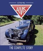 Cover-Bild zu Alvis (eBook) von Vale, Matthew