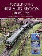 Cover-Bild zu Modelling the Midland Region from 1948 (eBook) von Boocock, Colin