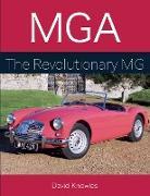 Cover-Bild zu MGA (eBook) von Knowles, David