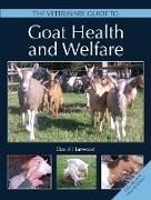 Cover-Bild zu Veterinary Guide to Goat Health and Welfare (eBook) von Harwood, David
