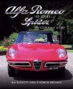 Cover-Bild zu Alfa Romeo 105 Series Spider (eBook) von Talbott, Jim