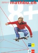 Cover-Bild zu mathbu.ch 8+. Erweiterte Ansprüche. Lösungen zum Arbeitsheft