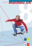 Cover-Bild zu mathbu.ch 8. Arbeitsheft