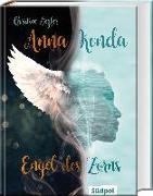 Cover-Bild zu Anna Konda - Engel des Zorns (Band 1. der spannenden Romantasy-Trilogie) von Ziegler, Christine