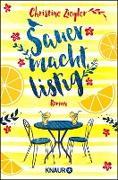 Cover-Bild zu Sauer macht listig (eBook) von Ziegler, Christine