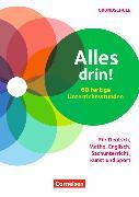 Cover-Bild zu Alles drin! 60 fertige Unterrichtsstunden von Blätz, Patricia