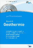 Cover-Bild zu Geothermie von Ziegler, Christine (Hrsg.)