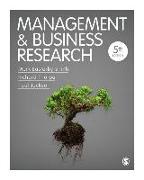 Cover-Bild zu Management and Business Research (eBook) von Jackson, Paul R