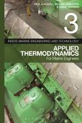 Cover-Bild zu Reeds Vol 3: Applied Thermodynamics for Marine Engineers (eBook) von Embleton, William